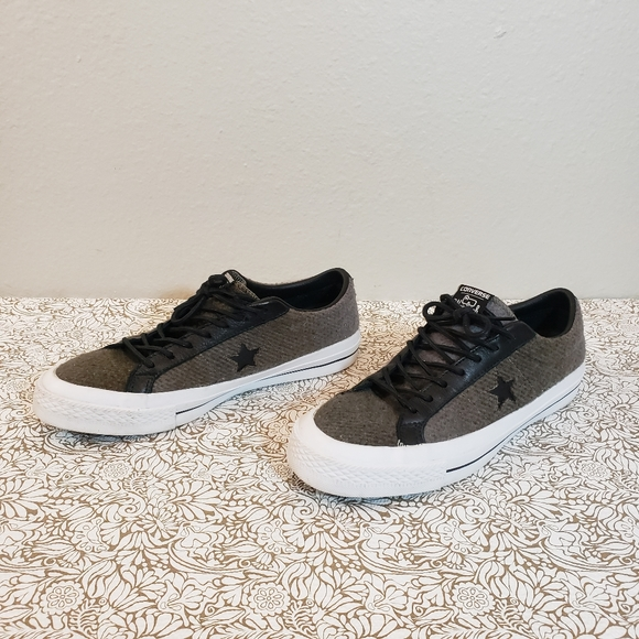 Converse CT Woolrich One Star Low Top Sneakers